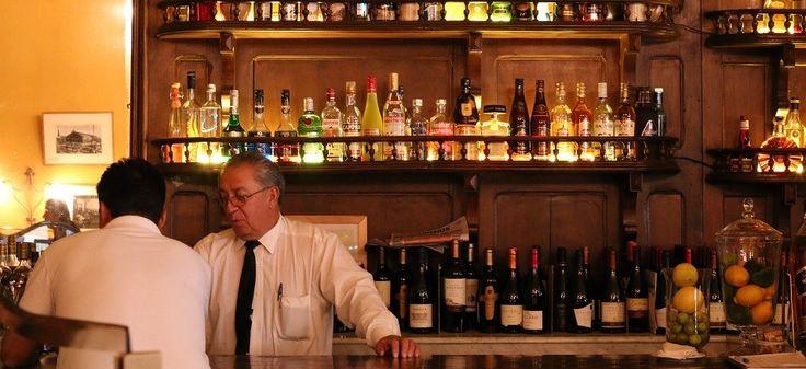 Confiteria Torres, restaurante histórico em Santiago