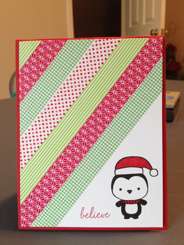 1000 images about christmas cards on pinterest stampin