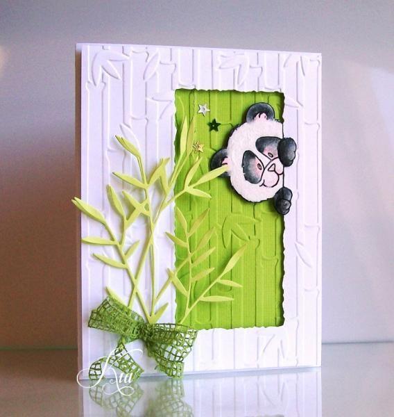 Panda Crafts For Kids