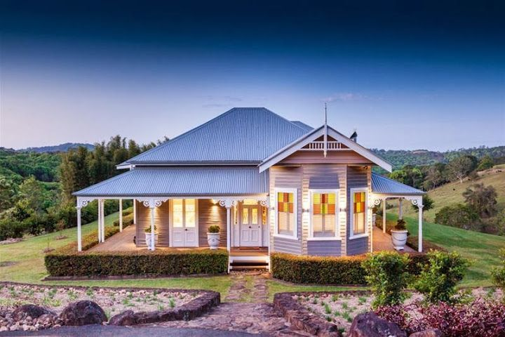 Charltons, Renovated Farmhouse, Federal, NSW, Federation Style, Australia