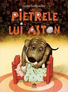 Pietrele lui Aston - Lotta Geffenblad: Varsta: 3-12 ani: O superba poveste despre comunicarea empatica, despre iubire si ingrjire, depsre intelegerea parintilor si grija pe care un copil poate sa o aiba pentru lucrurile ce i se par valoroase. Ilustrata cald si duios, aceasta carte e ca o paturica blanda si calda pentru suflet.