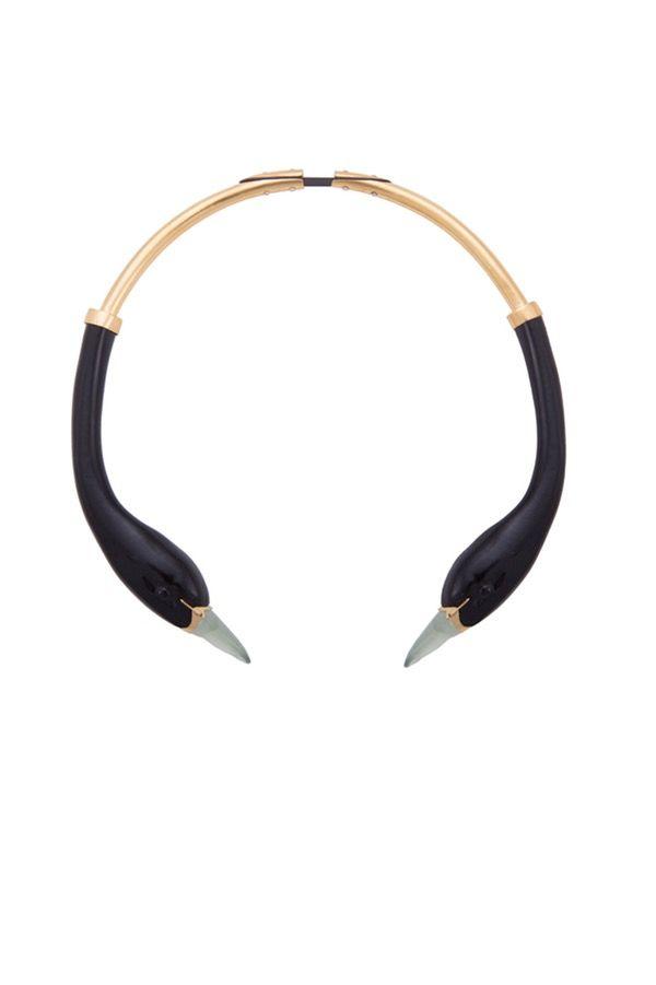 Black swans - BEATRIZ PALACIOS jewelry