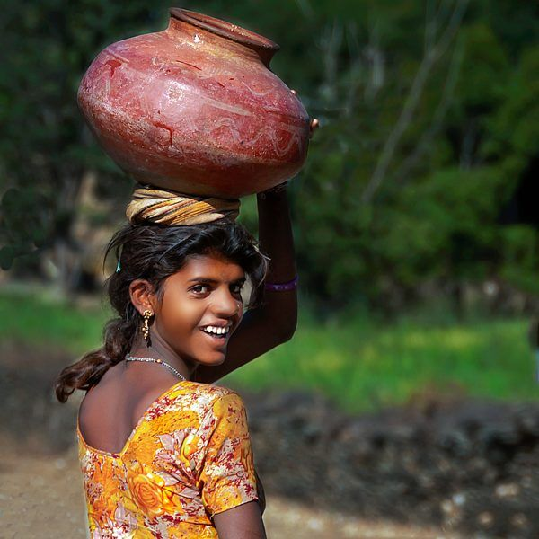 Leadership:  What throws you off-balance?    When I first went to India, to make a phone call to the United States I had to drive 5 hours from my village into the big city of Mumbai.  Today, in that village, ladies still carry water from the well in pots on their heads, but they talk on cell phones while they do it.    There's a leadership lesson here. The leader of any group is not the person with the title.   (cont)   http://www.joyofleadership.com/blog/what-throws-you-off-balance/