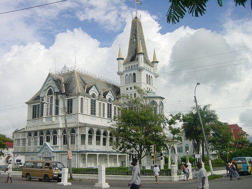 New Amsterdam celebrates 122nd Anniversary – Kaieteur News  Guyana New Amsterdam City Hall