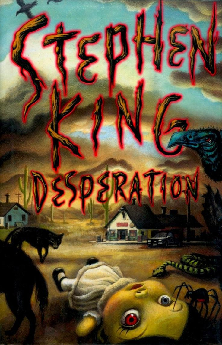 Desperation By Stephen King 690p
