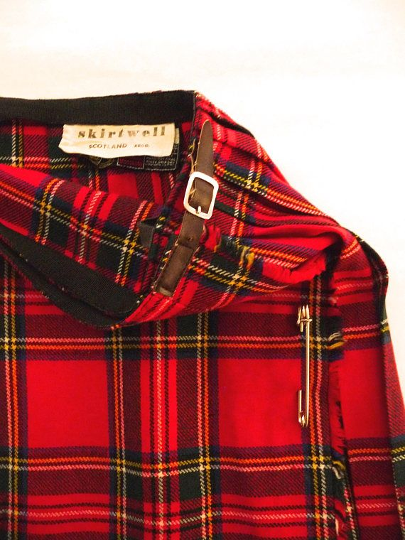 Royal Stewart Tartan Kilt Skirt by Skirtwell of Scotland
