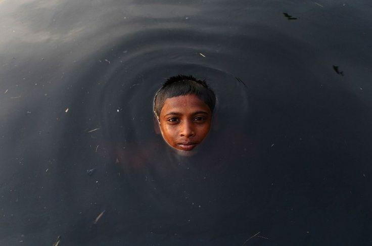 Celebración  Día Internacional del Agua en Nueva Delhi.