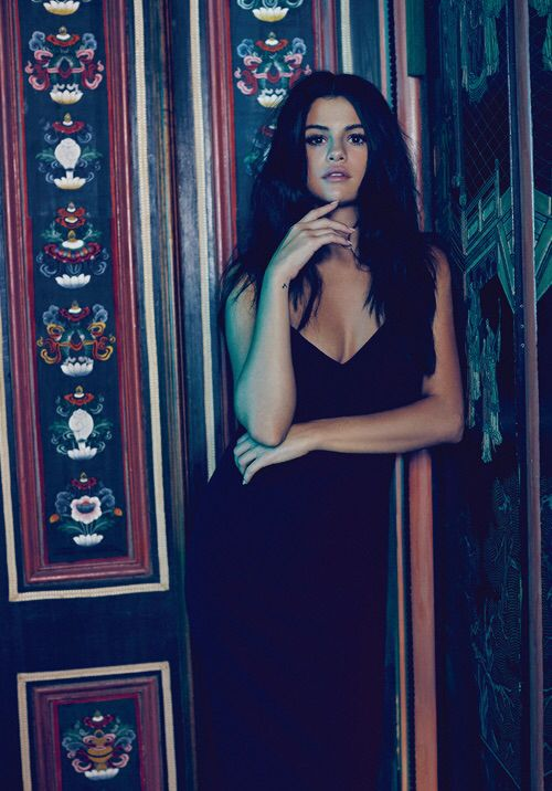 Selena Gomez for Billboard (October 2015)
