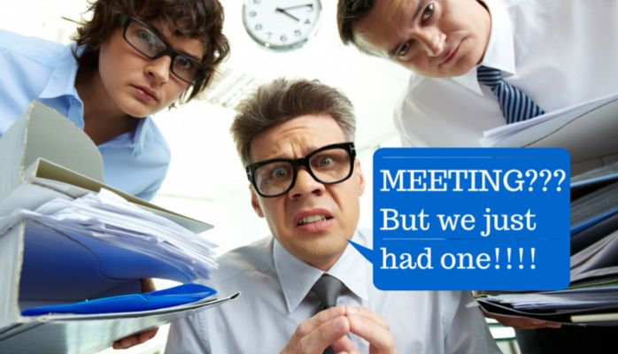 Not Another %$&# Meeting! #marketing #meeting #time management #corporate