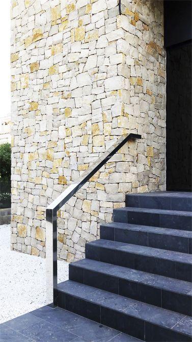 Chiralt arquitectos I Escalera de exterior moderna