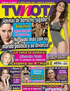 Melissa Barrera - Revista TvNotas No. 986 - PDF 1080p