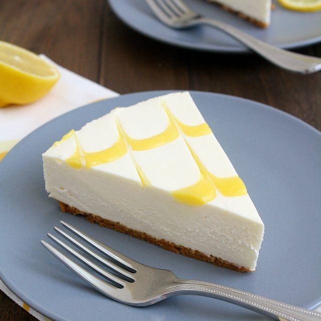 Lemon Icebox Cheesecake by Traceys Culinary Adventures, via Flickr