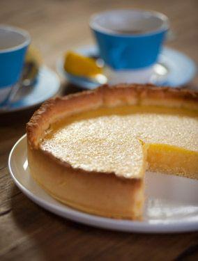 Lemon and Lime Tart - Julie Goodwin recipe