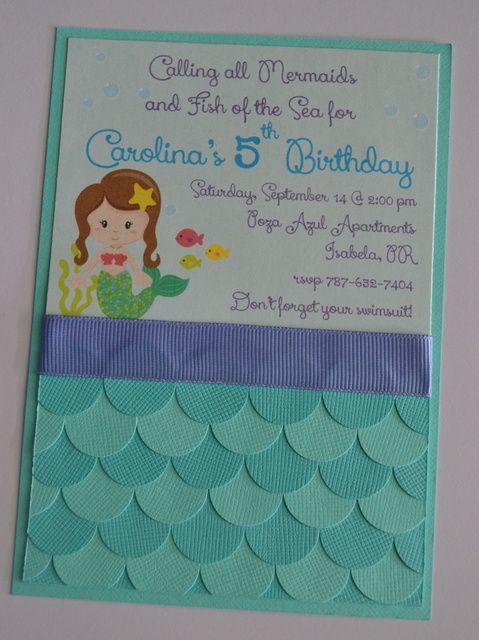 "Photo 1 of 37: Under the Sea/ Mermaid Party / Birthday ""{Mermaids Under the Sea}"" 