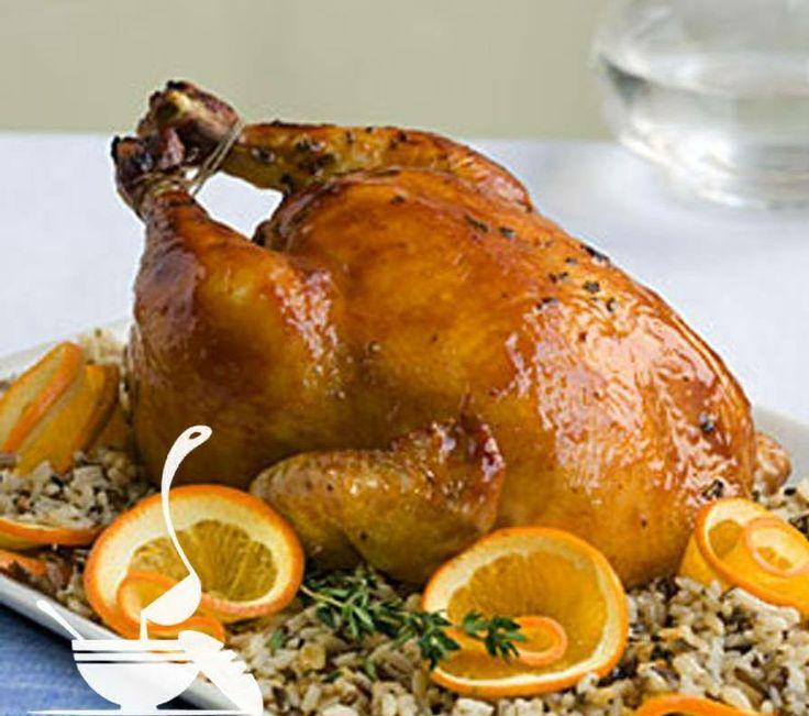 Full (Filled) Chicken Fry... <3