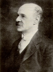 Charles Edward Spearman, FRS was an English psychologist known for work in statistics, as a pioneer of factor analysis, and for Spearman's rank correlation coefficient. He also did seminal work on models for human intelligence, including his theory that disparate cognitive test scores reflect a single General intelligence factor and coining the term g factor.