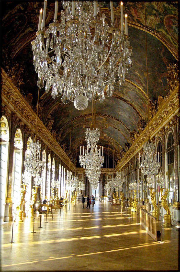 parijsmijnstad | Versailles Spiegelzaal Parijs