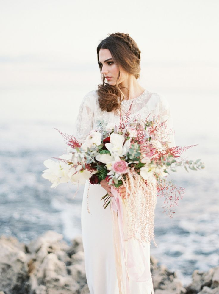 Bridal Flowers . Bridal Inspiration featuring Bride la Boheme accessories (Insta @bridelaboheme )