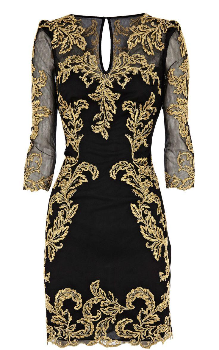 Karen millen galaxy dress images