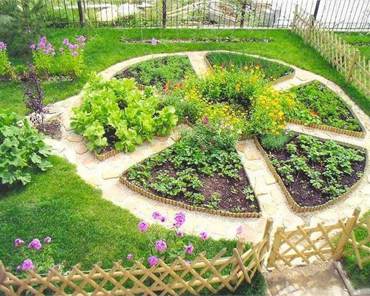 Ландшафтный дизайн и его главные принципы. Дизайн зоны отдыха на ...