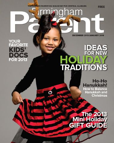 My Ho-Ho Hanukkah article appears in Birmingham Parent in the December 2013  issue.