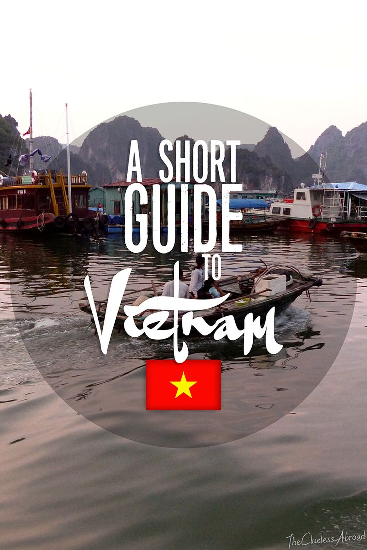 Our mini-guide to Vietnam!