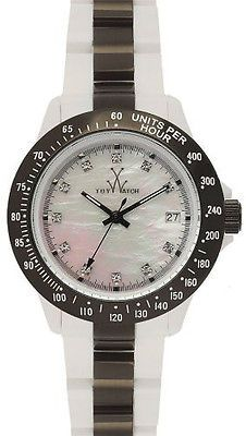 Womens 64519: Toywatch Womens Heavy Metal Plasteramic Watch 28213-Gm -> BUY IT NOW ONLY: $187.5 on eBay!