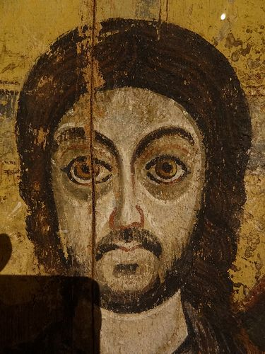 Paris 2013: the Louvre (face of Christ) | icon from the Copt… | Flickr - Photo Sharing!