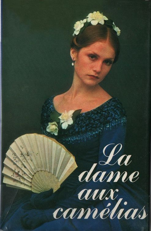 "Isabelle Huppert as Marguerite Gautier in ""La Dame aux..."
