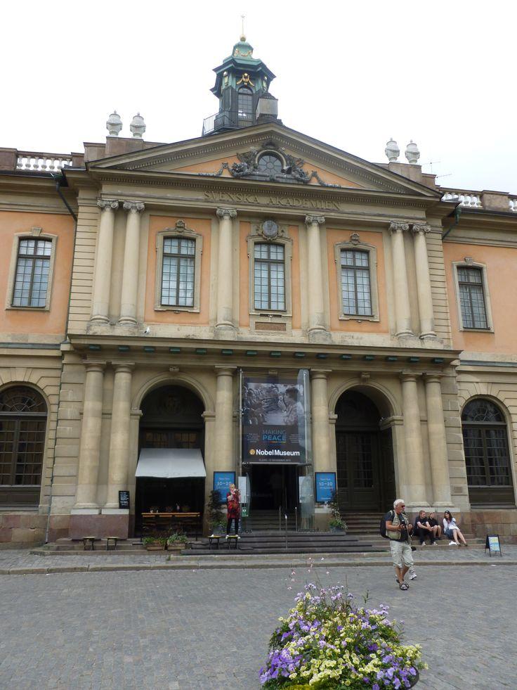 Nobel Museum, Stockholm -