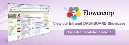 Intranet DASHBOARD : Home : Award Winning Intranet Software. Enterprise Content Management System, CMS, Enterprise Portal, Internal Communications