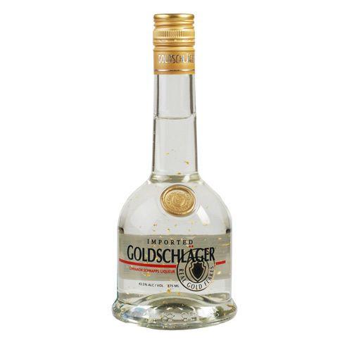 Goldschlager Cinnamon Schnapps 375ml - Crown Wine & Spirits