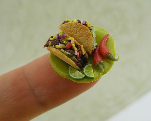 Stunning Miniature Food Sculptures by Shay Aaron – DesignSwan.com