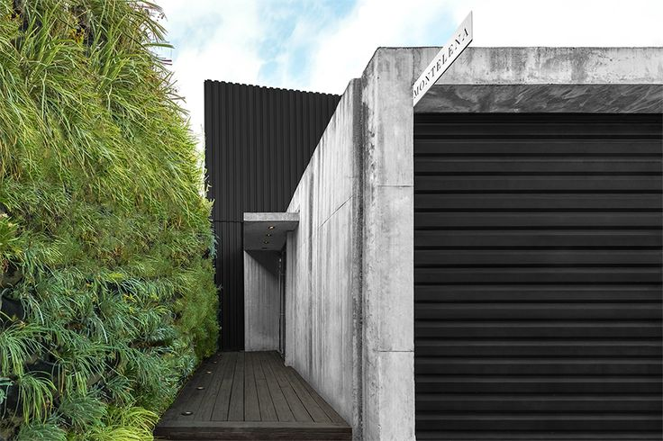 Montelena. Architecture & Interiorism. Design by www.anagrama.com
