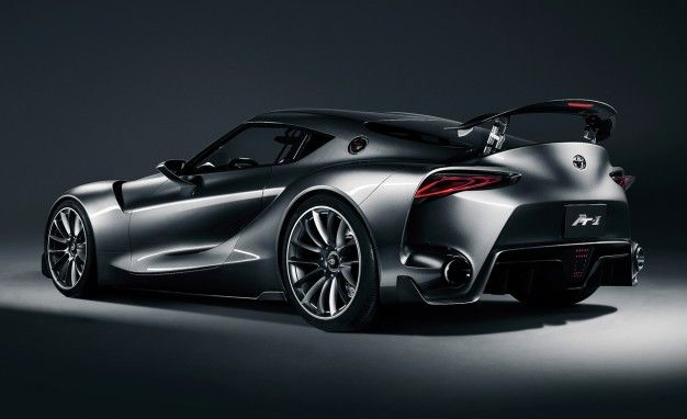 Der Supra: East Meets West in the Toyota/BMW Sports-Car Partnership