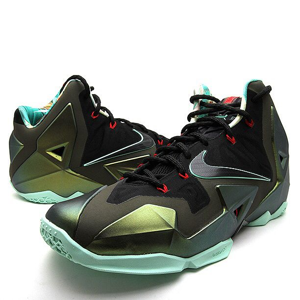 LeBron 11 Heart of a Lion