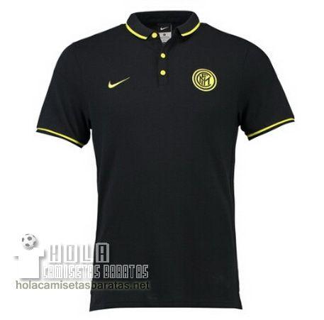 Camisetas Polos Negro Inter Milan 2015-16  €20.9