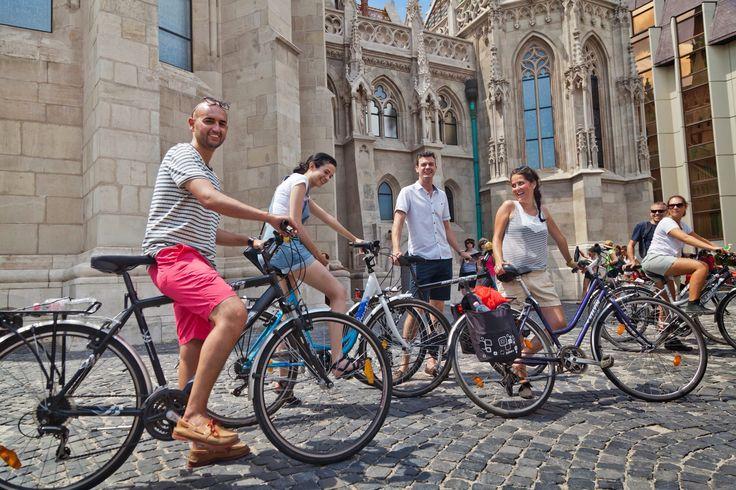 Budapest bike tours by Budapest Bike Breeze