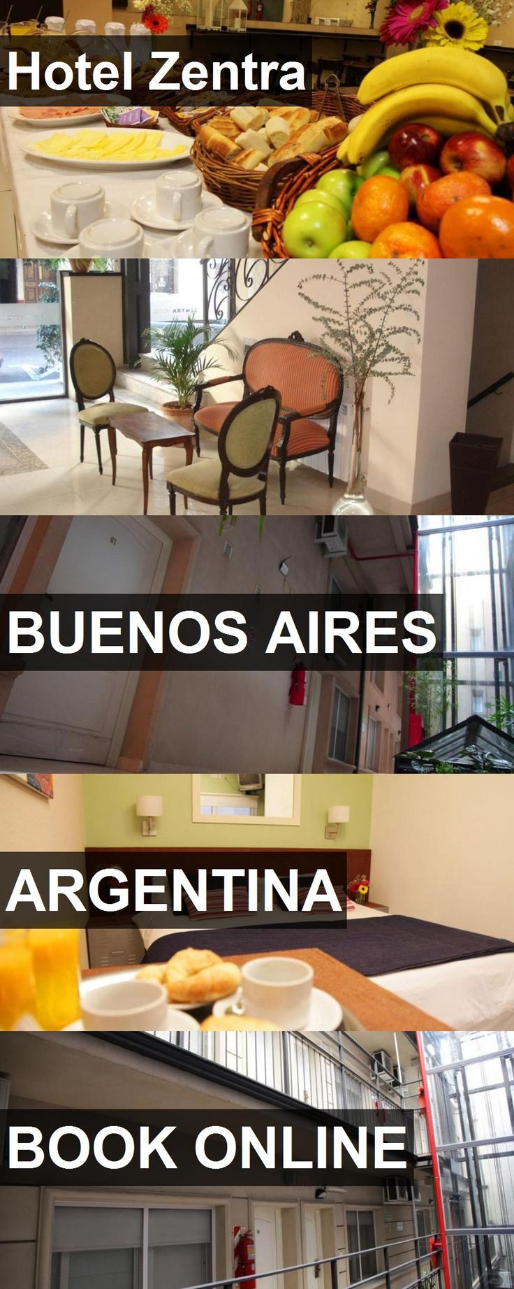 Hotel Hotel Zentra in Buenos Aires, Argentina. For more information, photos, reviews and best prices please follow the link. #Argentina #BuenosAires #HotelZentra #hotel #travel #vacation