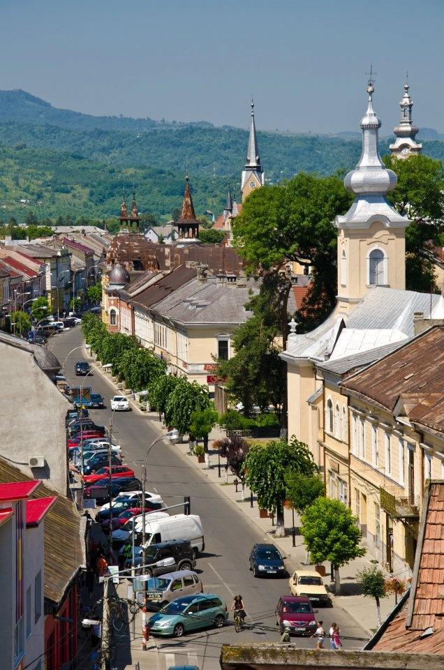 Sighetu Marmatiei, Romania <3