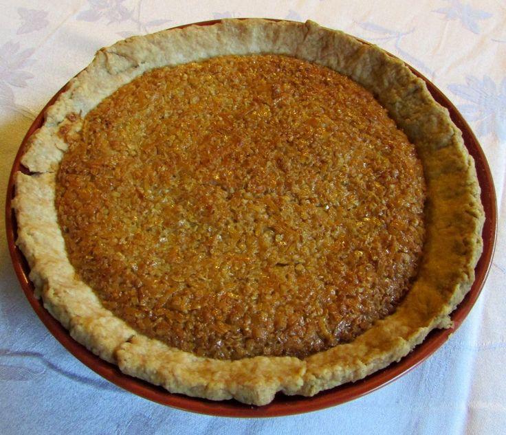 Grandma's Oatmeal Pie
