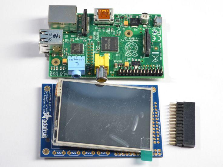 """Hy Leute,  heute möchte ich euch mal erklären wie man sein Raspberry Pi mit Raspbian und einem Touchscreen von Adafruit einrichtet.  Was benötigen wir:  Raspberry Pi B. Eine SD Karte mit mindeste 2 GB. Optimal sind 4-16 GB Ein Adafruit Display (PiTFT Mini Kit - 320x240 2.8"""" TFT+Touchscreen für Raspberry Pi) Debug Kabel WLan USB Stick USB Netzteil Optimal: Tactile Switch Butt ..."""