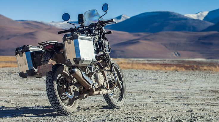 The Royal Enfield's New Himalayan Bike http://royalenfield.com/motorcycles/himalayan/bike/