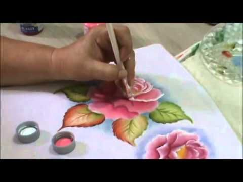 Pintando com Sorayacarneiro-artes - YouTube