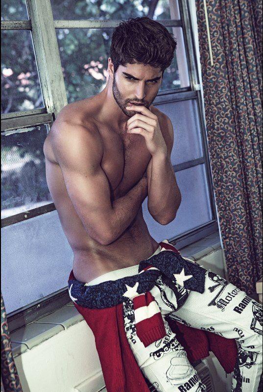 #man #male #model Nick Bateman by Leo Corredor
