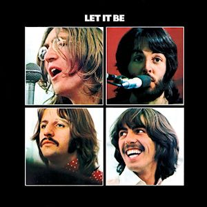 Let it Be by The Beatles-Album Cover