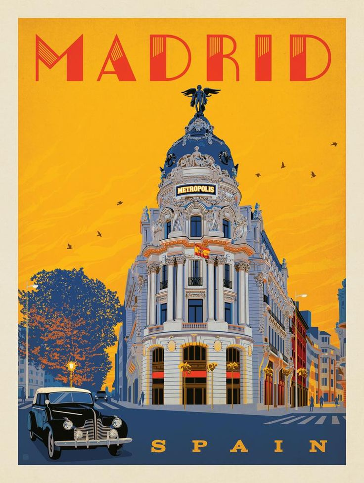 900 Best Travel Posters Spain Espa A Portugal Images On
