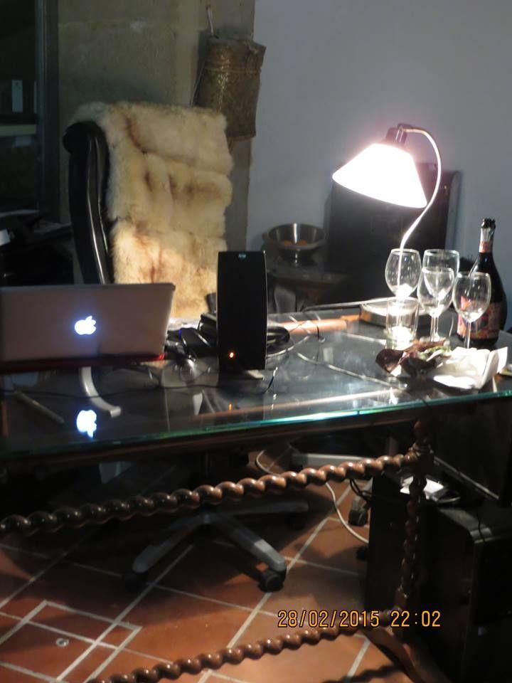 mesa de trabajo!!