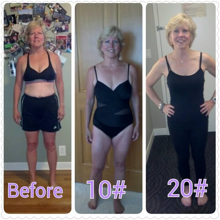 Sharon Is Down 20lbs In 2.5 Months!