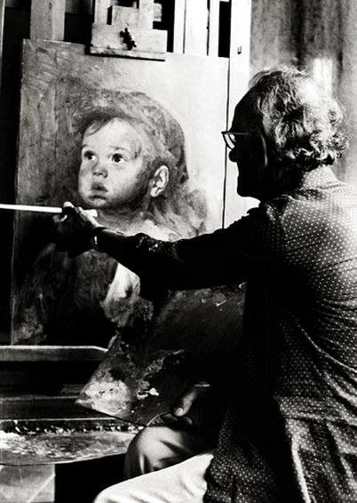 Bruno Amadioaka Giovanni Bragolin 1911-1981. The Oil Painting Artist of all those Crying Children....Most people had a cheap reproduction in the hallway or staircase. I don't know why, but some picture I still adore....youth sentiment?
